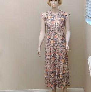 Zara Woman Lace Dress